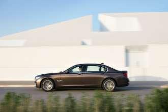 The new BMW 7 Series Long Wheel Base (05/2012)