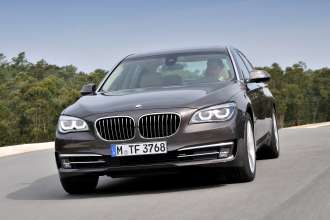 The new BMW 7 Series Long Wheel Base(05/2012)