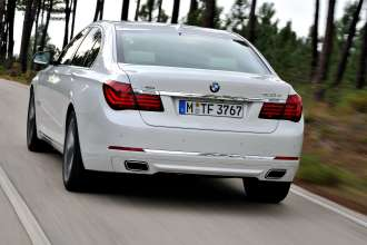 The new BMW 7 Series (05/2012)