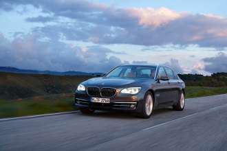 The new BMW 7 Series Long Wheel Base (05/2012)
