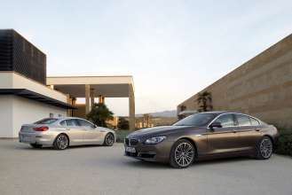 BMW 640d Gran Coupe und BMW 640i Gran Coupe. (05/2012)