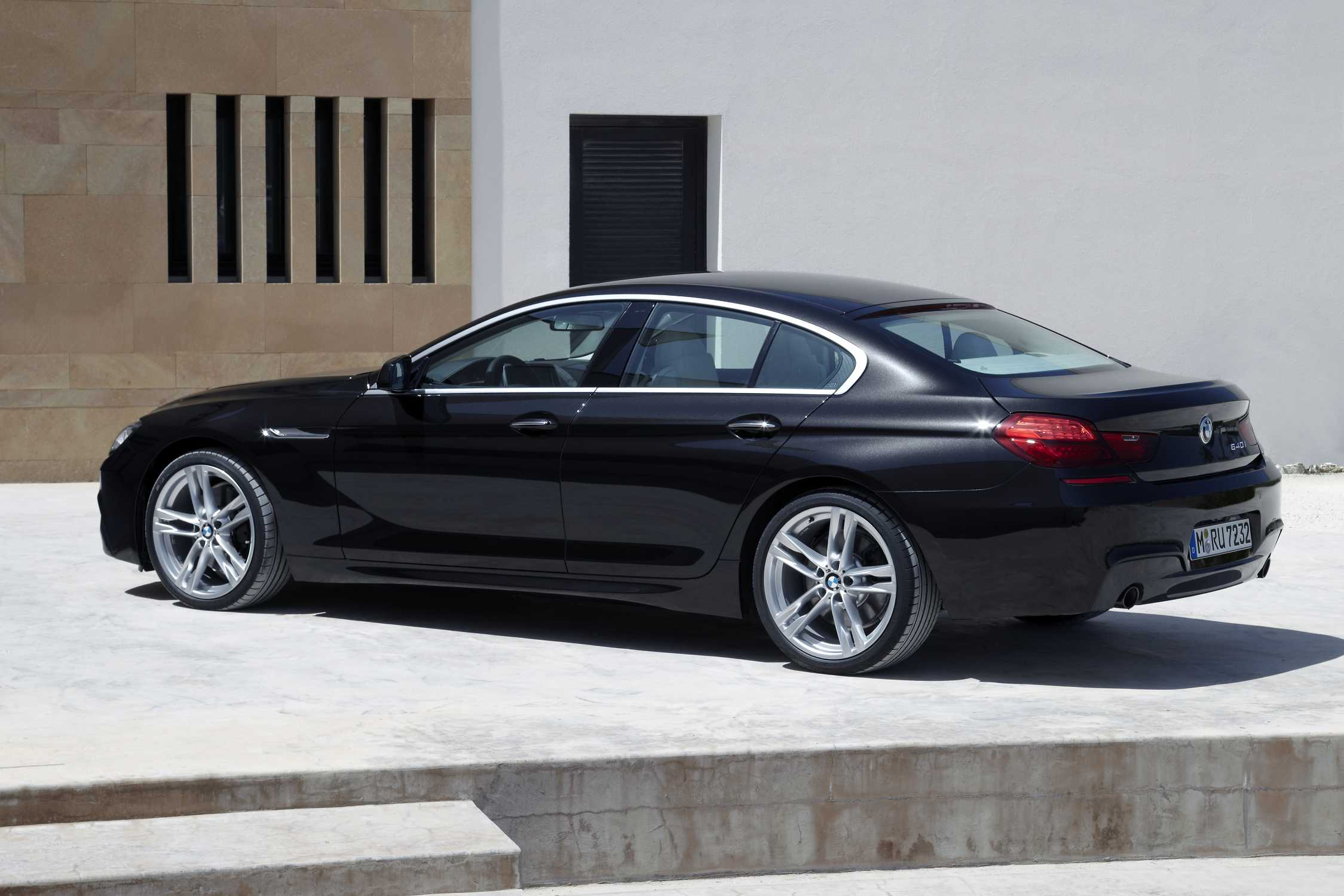 Bmw 640i Gran Coupe M Sports Package 05 2012