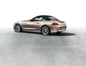 BMW Z4 - Hardtop in contrast colour (05/2012