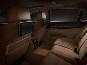 The new BMW 7 Series: Ambient Light (05/2012)