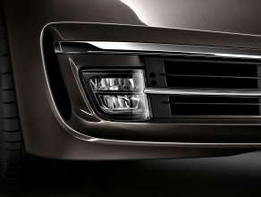 The new BMW 7 Series: Fog Lamp (05/2012)