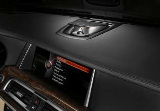 The new BMW 7 Series: Bang & Olufsen High End Surround Sound System (05/2012)