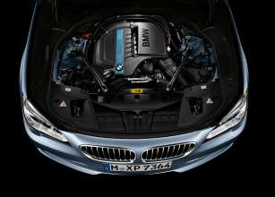 The new BMW ActiveHybrid 7: Engine (05/2012)
