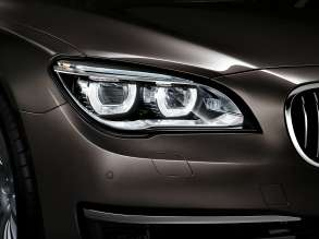 The new BMW 7 Series: Adaptive LED-Headlights (05/2012)