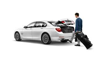 The new BMW 7 Series: Soft-Close-Automatic (05/2012)