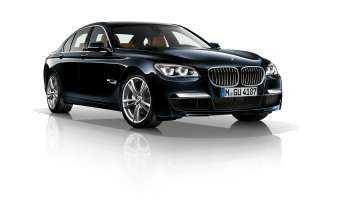 The new BMW 7 Series: M Sports Package (05/2012)