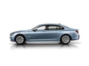 The new BMW ActiveHybrid 7 (05/2012)