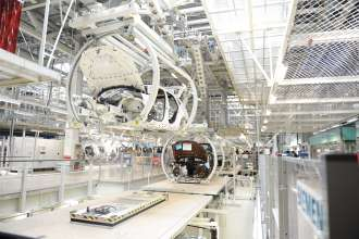 BMW Plant Tiexi - Assembly of BMW X1 (05/2012)
