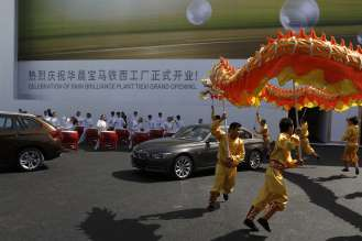 Opening Ceremony BMW Brilliance Plant Tiexi/Shenyang 24 May 2012 (05/2012)