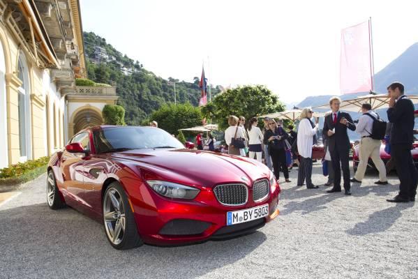 Concorso d'Eleganza Villa d'Este 2012, BMW Zagato Coupé (05/2012)