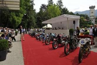 Concorso d'Eleganza Villa d'Este 2012 Motorcycle Concorso