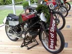 Concorso d'Eleganza Villa d'Este 2012 Motorcycle Concours