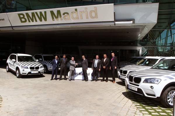 BMW-RACC Colaboration