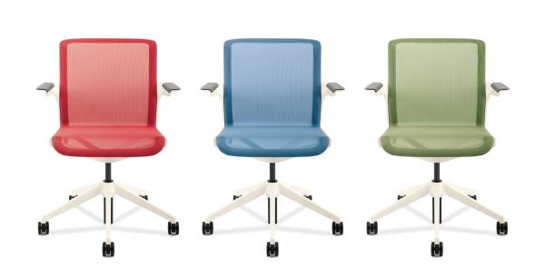 Allsteel Teams With Bmw Group Designworksusa For Creation Of Clarity Seating Series
