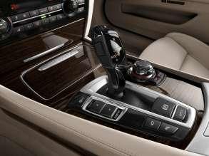 The new BMW Active Hybrid 7: Interior (05/2012)
