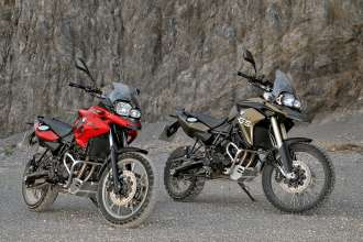 BMW F 700 GS and BMW F 800 GS (07/2012)