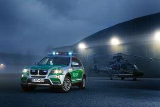 BMW X3 Police Vehicle (06/2012