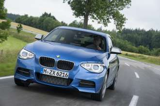 The new BMW M135i xDrive (07/2012)