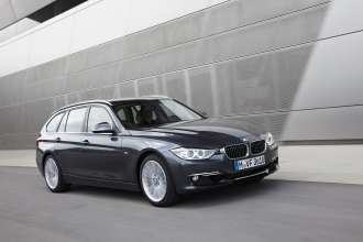 BMW 3 Series Touring - On-location (07/2012)