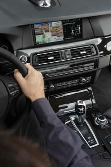 BMW ConnectedDrive, New generation Navigation system Professional, Navigation (07/2012)