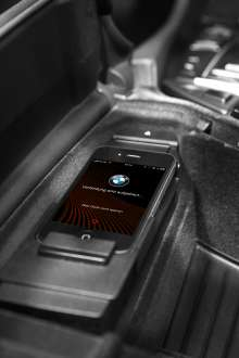 BMW ConnectedDrive Apps (07/2012)