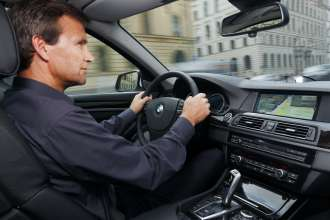 BMW ConnectedDrive, New generation Navigation system, Navigation (07/2012)