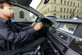 BMW ConnectedDrive, New generation Navigation system, Navigation (07/2012)