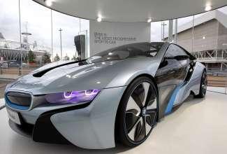 BMW Olympic Pavilion