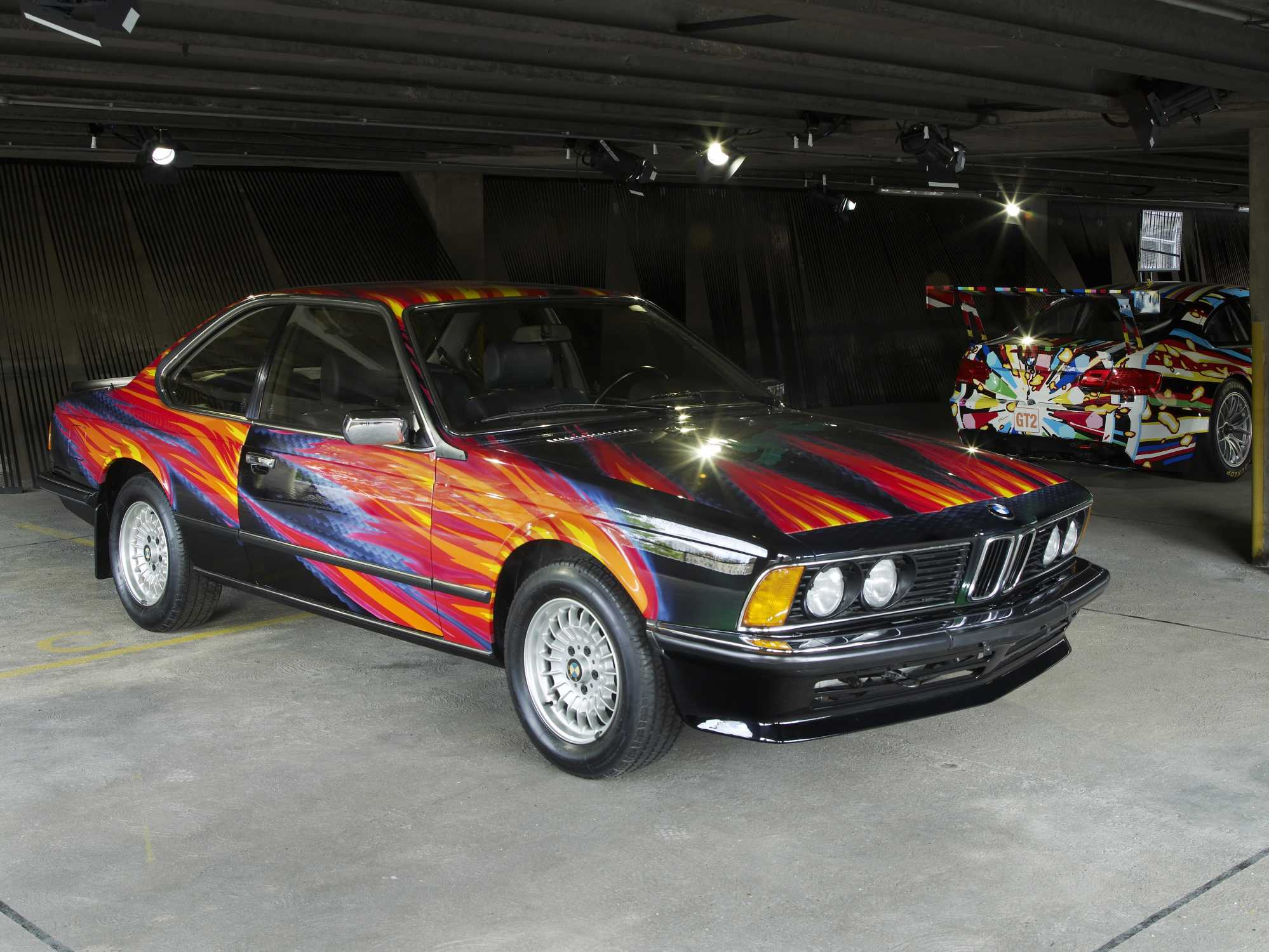 ernst fuchs bmw 635 csi 1982. Black Bedroom Furniture Sets. Home Design Ideas