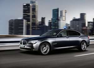 BMW 7er High Security  (02/2011)
