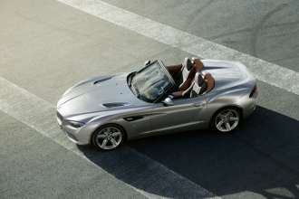 BMW Zagato Roadster (08/2012)
