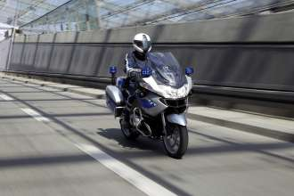 BMW R1200RT Police Motorcycle (07/2012)