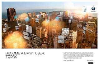 BMW i Mobility Services. (08/2012)
