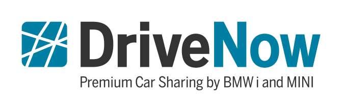 DriveNow Logo. (08/2012)