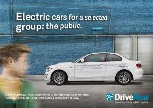 DriveNow Ad 1. (08/2012)