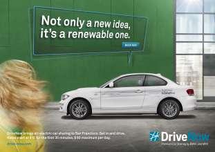 DriveNow Ad 2. (08/2012)