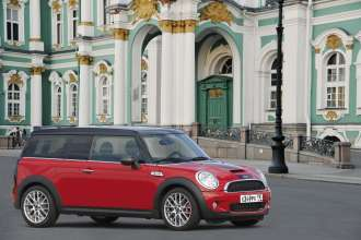 MINI at the Moscow International Motor Show 2012. (08/2012)