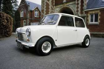 Classic Mini (09/2012).