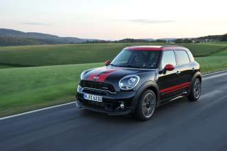 MINI John Cooper Works Countryman (09/2012).
