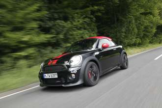 MINI John Cooper Works Coupé (09/2012).