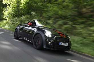 MINI John Cooper Works Roadster (09/2012).