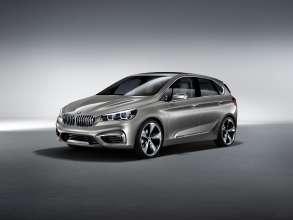 BMW Concept Active Tourer, Exterior (09/2012)