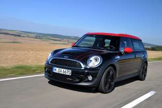 MINI John Cooper Works Clubman (09/2012).