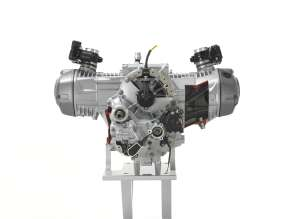 BMW R 1200 GS, cut-away engine (10/2012)