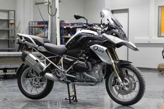 BMW R 1200 GS, prototype (10/2012)