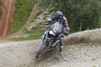 BMW R 1200 GS, summer testing (10/2012)